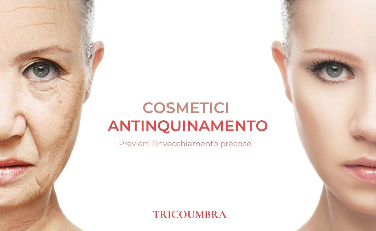 Cosmetici Antinquinamento, prevenire l'invecchiamento precoce!